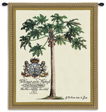 Royal Palm I Wall Tapestry