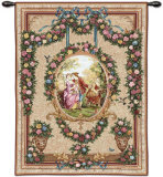 The Courtship Wall Tapestry