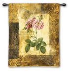 Blossoming Elegance II Wall Tapestry by  Dougall