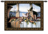 Promessa d'Estate Wall Tapestry by Paul Panossian