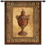 Vessel of Antiquity I Wall Tapestry by Jill O'Flannery