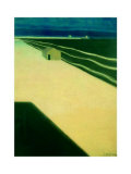 La Digue, c.1909 Prints by Leon Spilliaert
