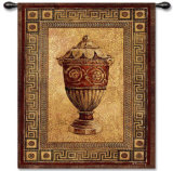 Vessel of Antiquity II Wall Tapestry by Jill O'Flannery