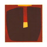 Plate, c.2004 Serigraph by Carl Abbott