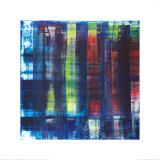 Gerhard Richter - Abstract Painting, c.1992 - Poster