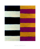 Four Large Mirrors, c.1999 Reproduction giclée Premium par Sean Scully