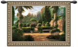 Parterre de la Vierge Wall Tapestry by Betsy Brown
