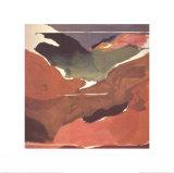 Nature Abhors a Vacuum, c.1973 Prints by Helen Frankenthaler