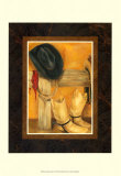 Jennifer Goldberger - Hat and Boots - Poster