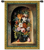 Flowers of Harmony Wall Tapestry by Riccardo Bianchi