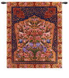 Tapestry Song Wall Tapestry by Riccardo Bianchi