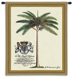 Royal Palm III Wall Tapestry