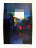 Quietness Prints by Ton Schulten