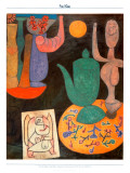 Untitled (Still life...) Láminas por Paul Klee