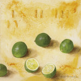 Limon Print by Maritta Haggenmacher