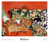 Nature morte de S&#233;ville, 1910 : affiche Affiche par Henri Matisse