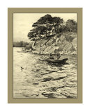 On the River I Prints by Ernest Briggs