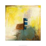 Aquamarine Aura IV Limited Edition by Jennifer Goldberger
