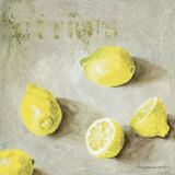 Citrus Prints by Maritta Haggenmacher