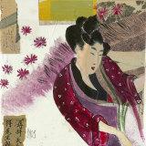 Kimono Posters by Sabine Gotzes