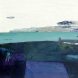 Coastline at Killouan Prints by Russell Frampton