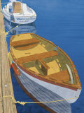 Two Dinghy&#39;s Prints by Greg Snead