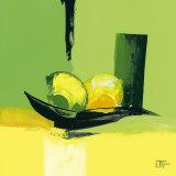 Green Brilliance Art par Bernard Ott