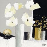 Floral Composition II Poster par Bernard Ott
