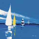 Regatta Prints by Guy Fontdeville
