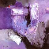 Abstract Variations IX 高品質プリント : パスカル・マギス