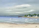 Breton Coast I Prints by Frédéric Flanet