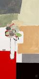 Ramo en Mesa Roja I Pósters por Christian Choisy