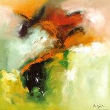 Abstract Variations I 高画質プリント : パスカル・マギス