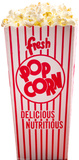 Popcorn Bag Standup Cardboard Cutouts