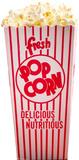 Popcorn Cardboard Cutouts