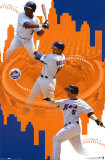New York Mets - Collage Posters