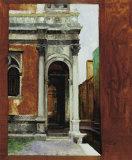Venice II Prints by Ángeles Cereceda Martínez