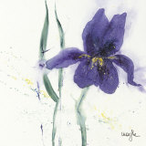 Iris II Poster by Marthe 