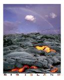 Big Island Volcano Fotodruck von CJ Villa
