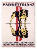 Parkettglanz Bulldog Glass Cleaner Giclee Print