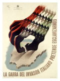 Spanish Civil War Giclee Print