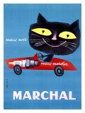 Marchal Giclée-Druck
