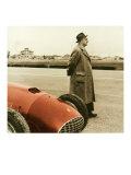 Enzo Ferrari F1 Grand Prix Giclee Print