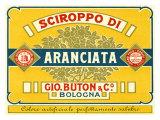 Aranciata Wine Giclee Print