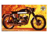 Bultaco Metralla MK2 Motorcycle Giclee Print