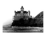San Francisco, Cliff House Hotel Gicl&#233;e-Druck