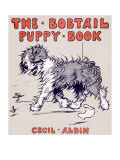 The Bobtail Puppy Giclee Print by Cecil Aldin