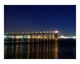 Coronado Bridge San Diego, CA Photographic Print by josh hollister