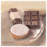 Seductive Chocolate Prints by  Gerbrandt