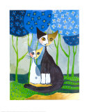 Romance Prints by Rosina Wachtmeister
